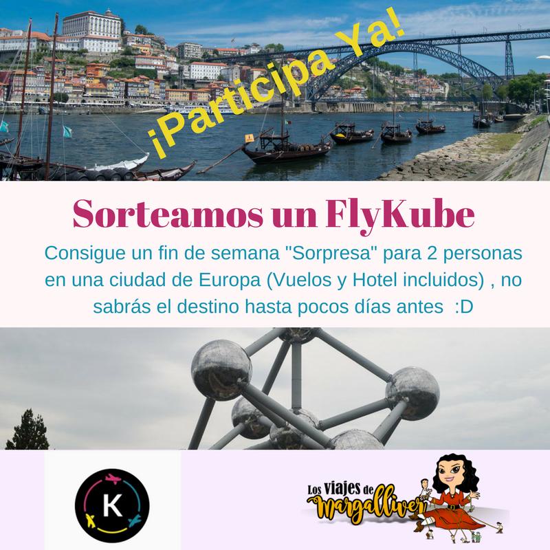 Sorteo Flykube